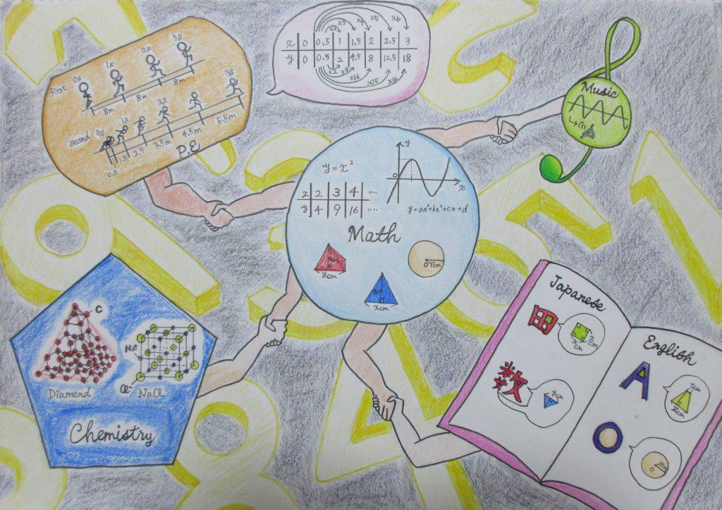 数学と他教科の繋がり